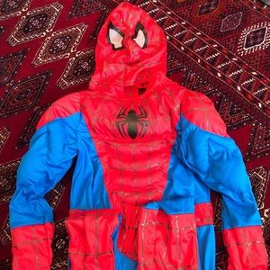 Disney Spider-Man Muscle Costume